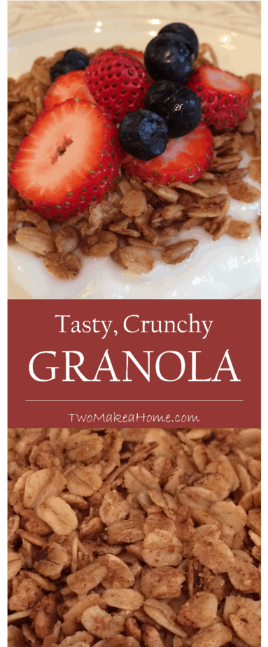Our Favorite Granola Recipe