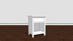 Easton Nightstand Plan